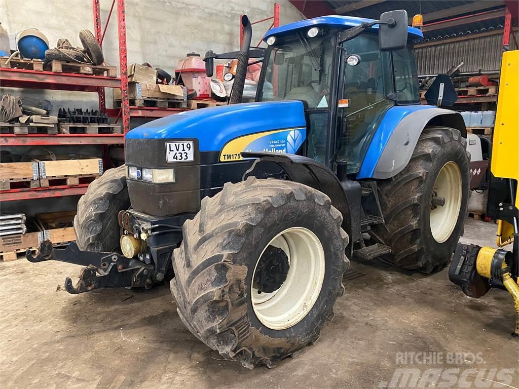 New Holland TM175 SS