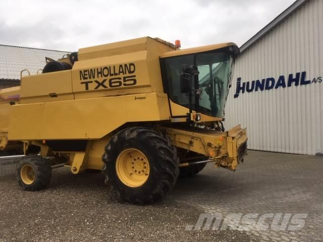 New Holland TX65 SLH PLUS 20 F.