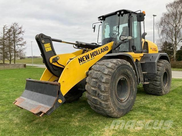 New Holland W 170 D LR