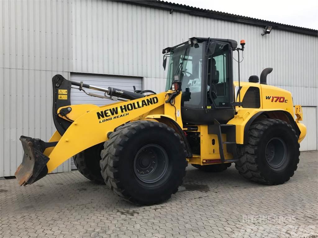 New Holland W 170 LR