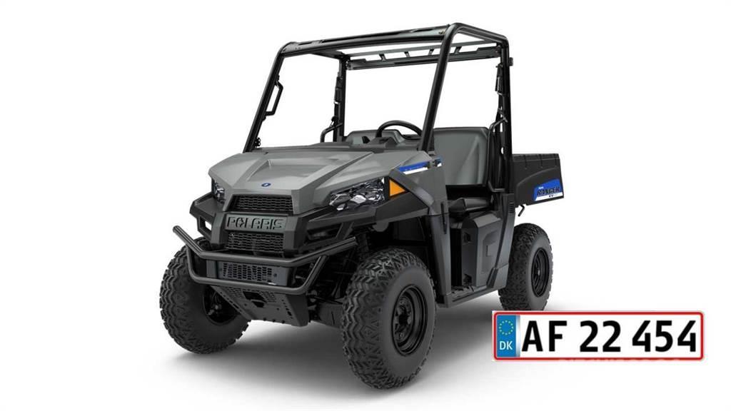 POLARIS Ranger EV specs - 2009, 2010 - autoevolution