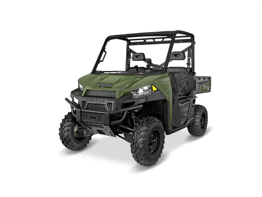 Polaris RANGER 900 XP TRAC