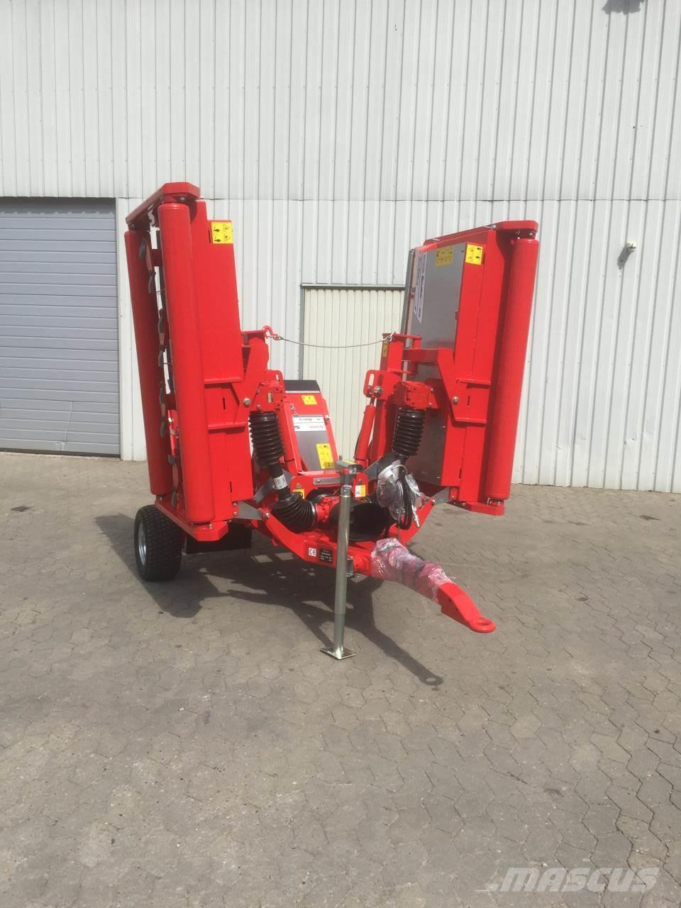 Trimax SNAKE S2 400 ROTORK.
