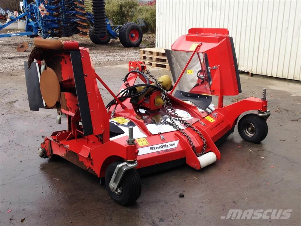 Trimax STEALTH ST340HF
