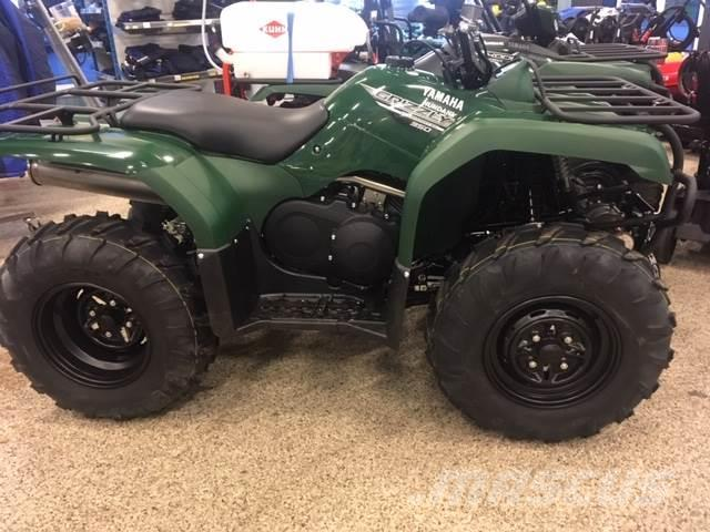 Yamaha YFM350A GRIZZLY 2WD