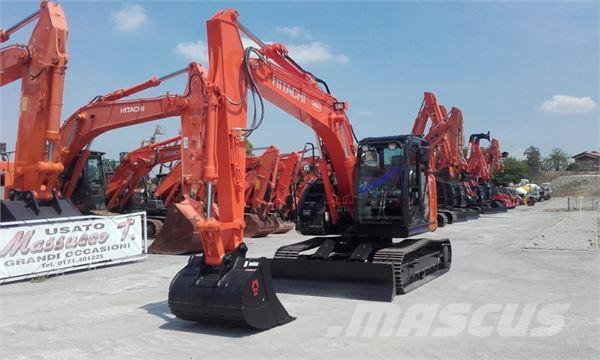 Hitachi ZX135US-6