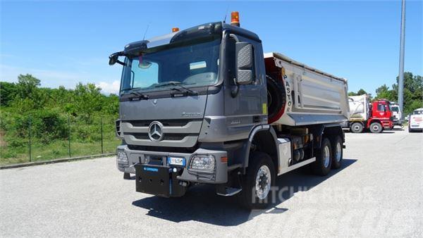 Mercedes-Benz ACTROS 3351 6x6