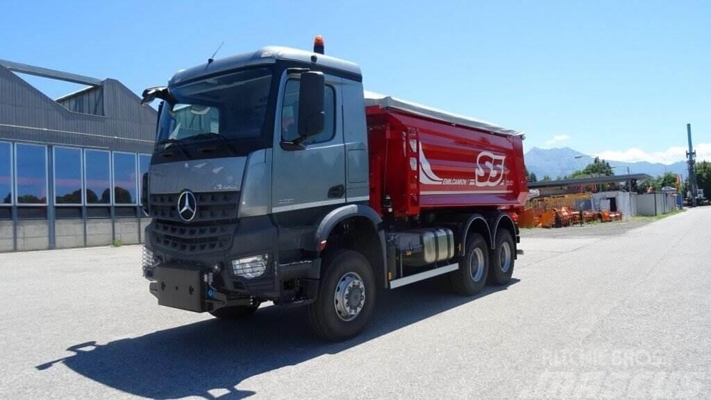 Mercedes-Benz AROCS 3351 6x6