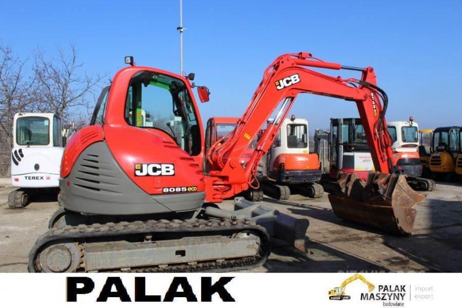 JCB 8085 ECO ,2012 ROK