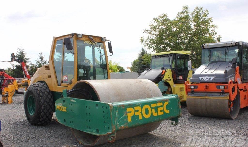 Protec BOXER 119 METAL -GUMA /HAMM