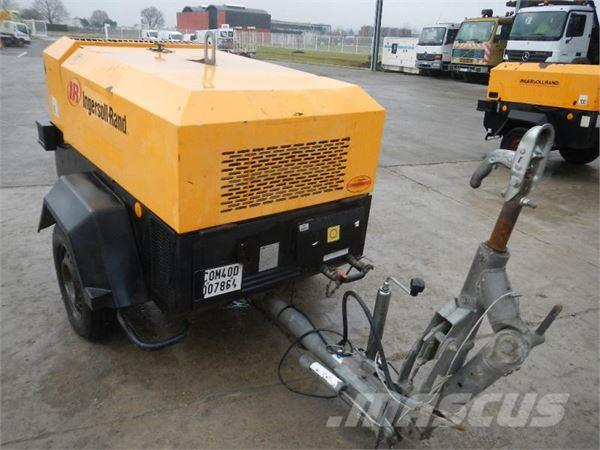 ingersoll rand 7 41 compressors price 163 3 519 year of manufacture 2006 mascus uk