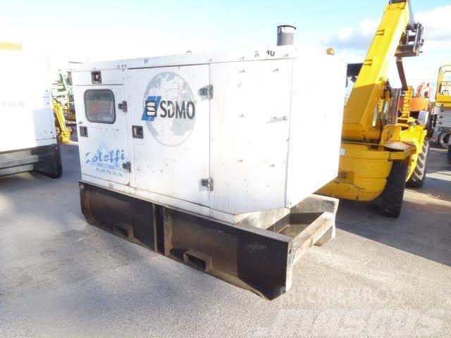 Sdmo R110 C2