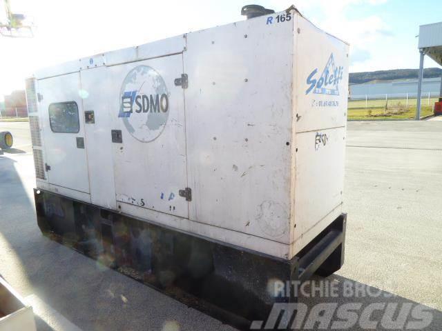 Sdmo R165 C2