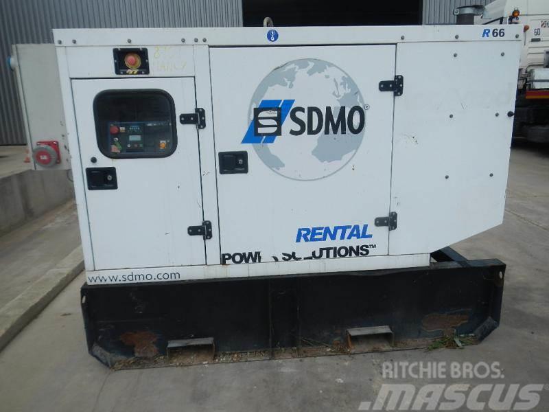 Sdmo R66