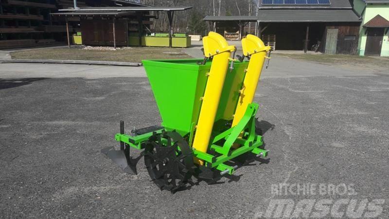 Bomet Kartoffellegemaschine 2-reihig S239