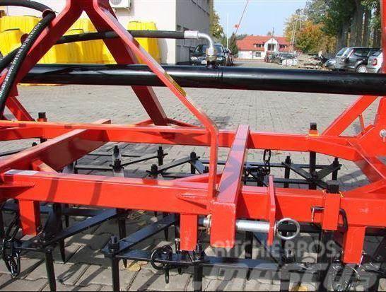 Jar-Met Zinkeneggen schwer hydraul. klappbar 5m, 6m, 7m, 9