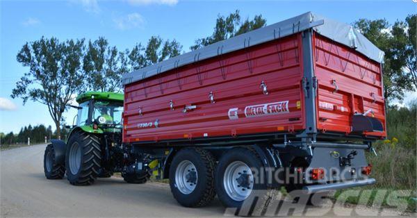 Metal-Fach landwirtschaftlicher Anhänger T730/1 – 8t