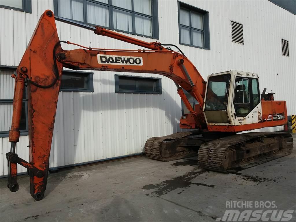 Daewoo SL220LC