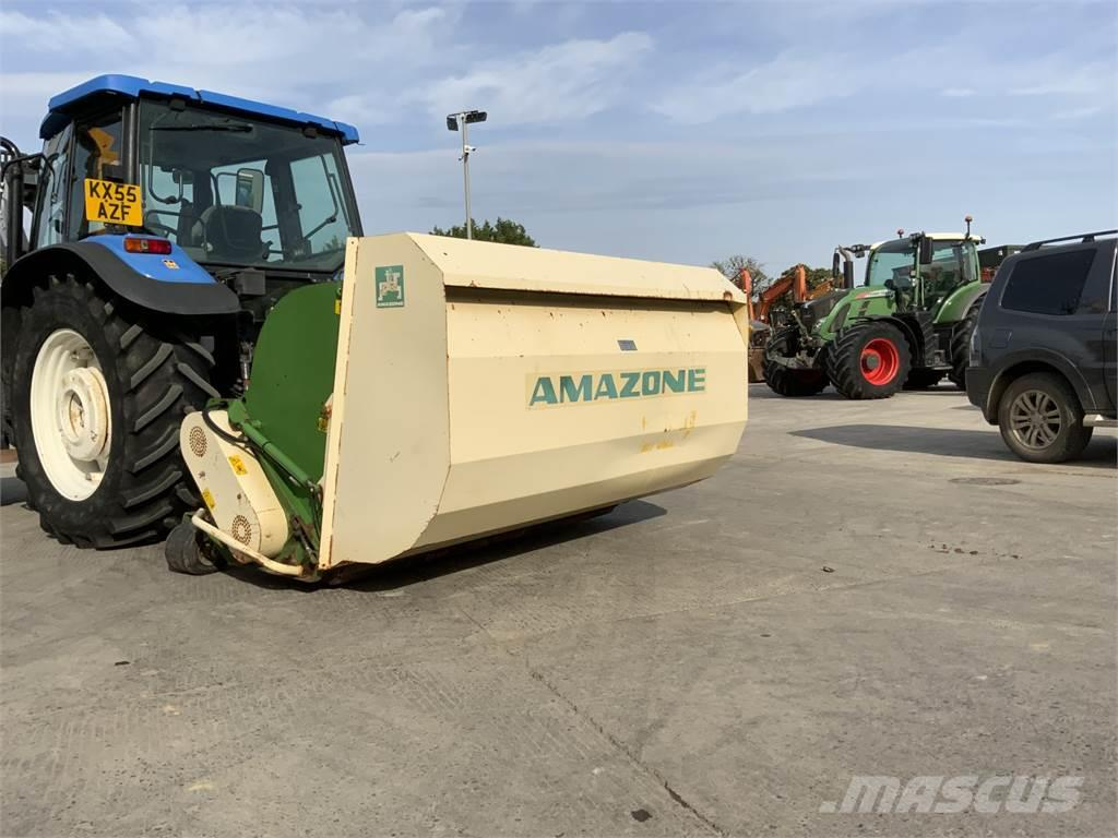 Amazone GH Super 210 PTO Flail Collector