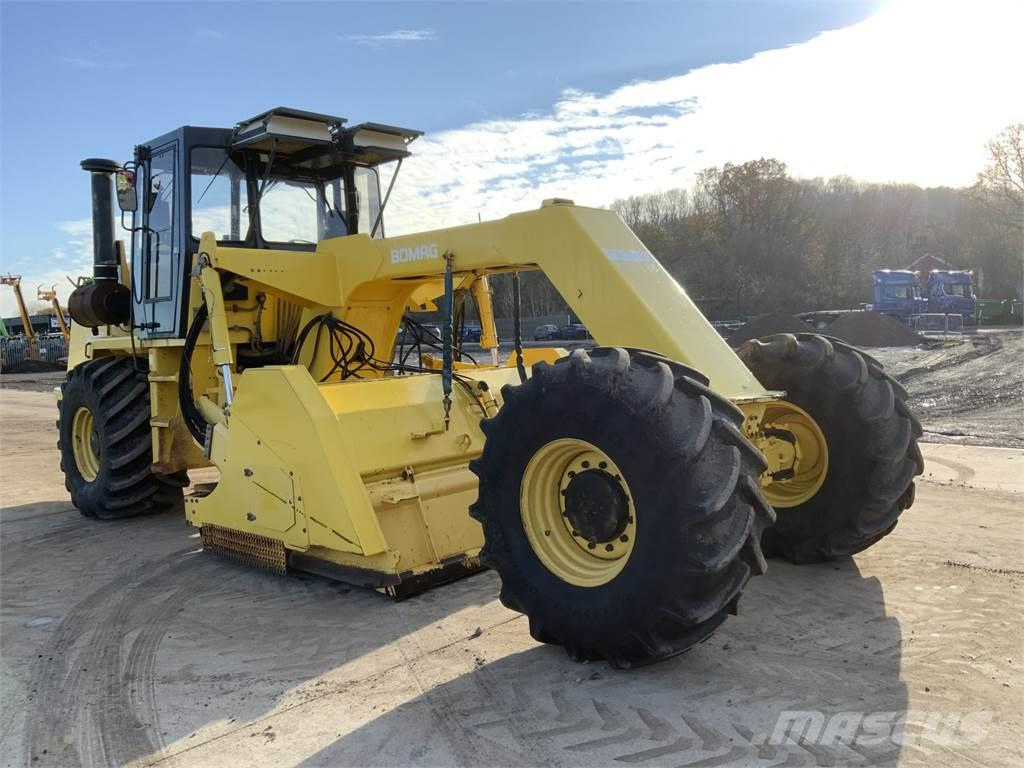 Bomag Soil Stabilizer/Recycler MPH122