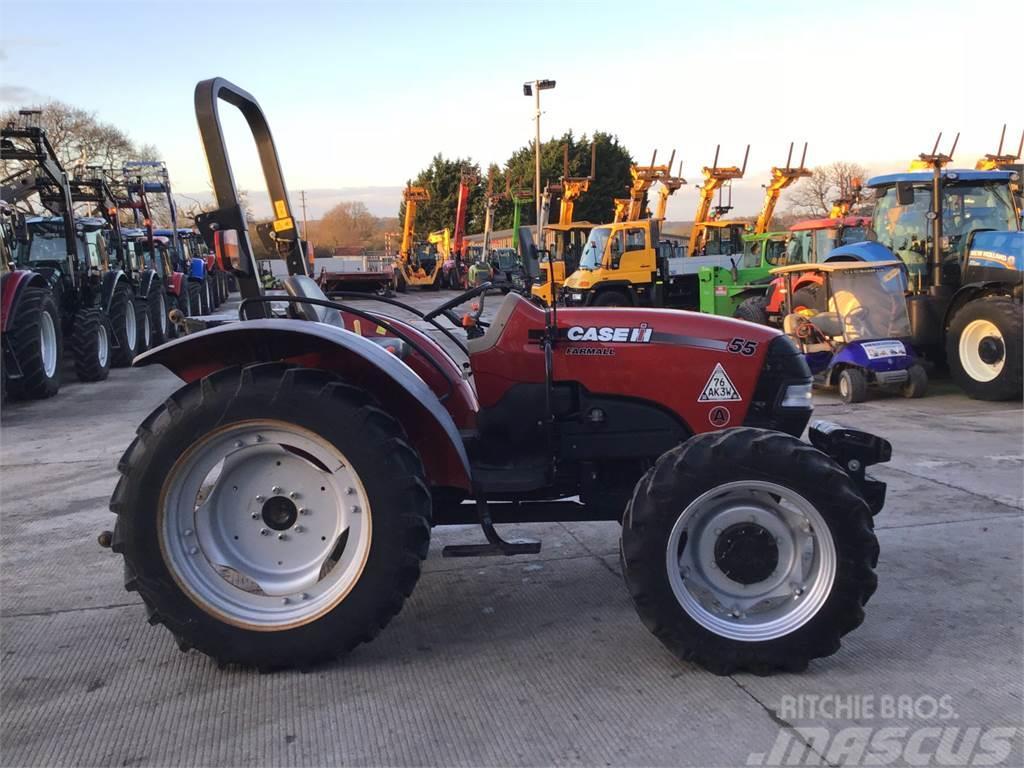 Case IH Farmall 55 Tractor (ST6288)