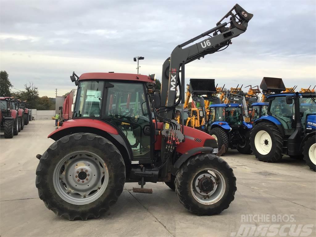 Case IH JX80 Tractor (ST5646)