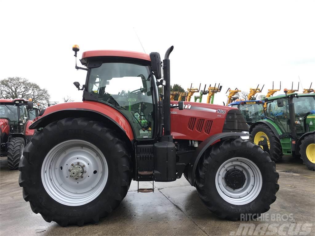 Case IH Puma 160 CVX Tractor (ST4421)