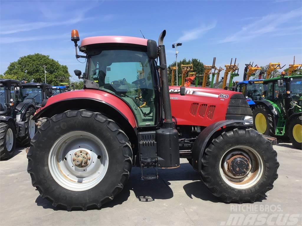 Case IH Puma 160 CVX Tractor (ST4750)