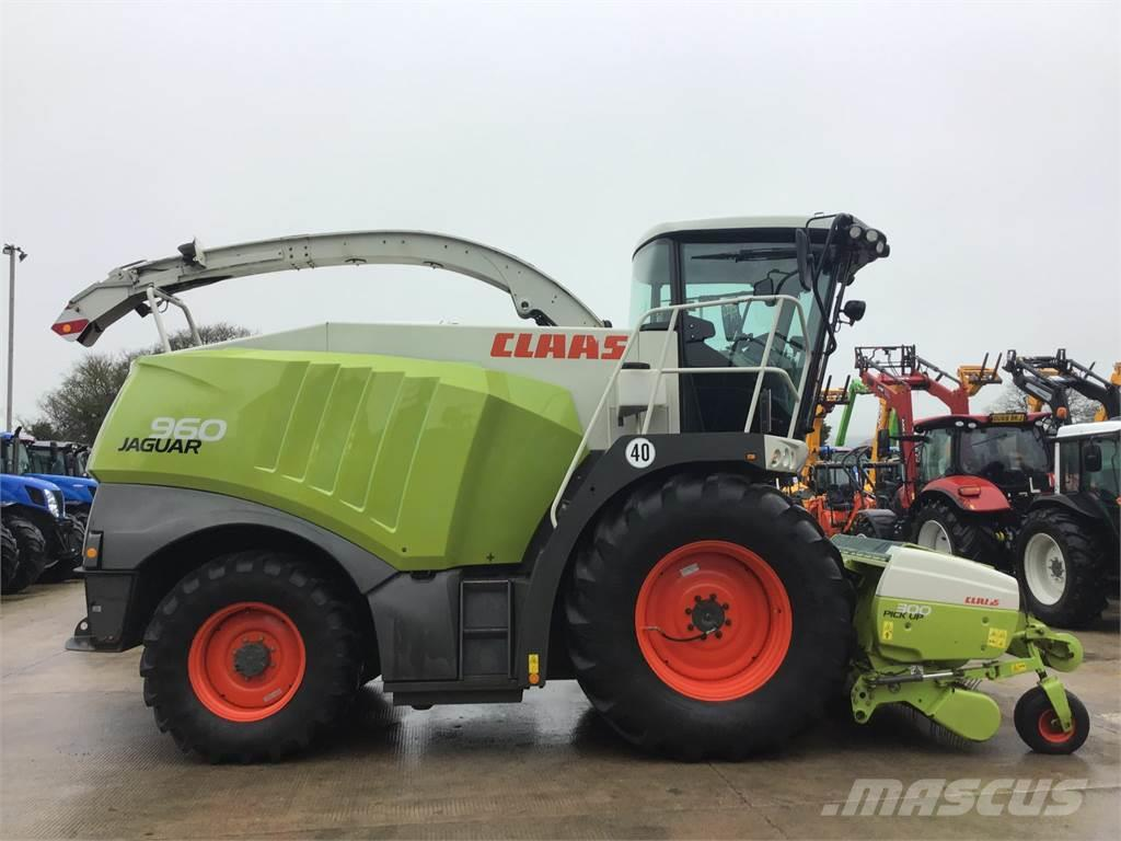 Claas 960 Forager 4WD
