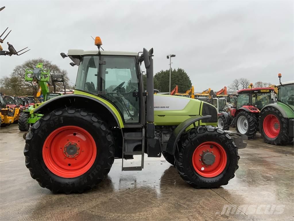 CLAAS Ares 826RZ Tractor (ST8676)