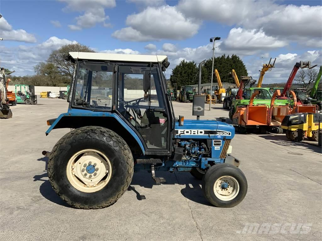 Ford 3930 2WD Tractor (ST9773)