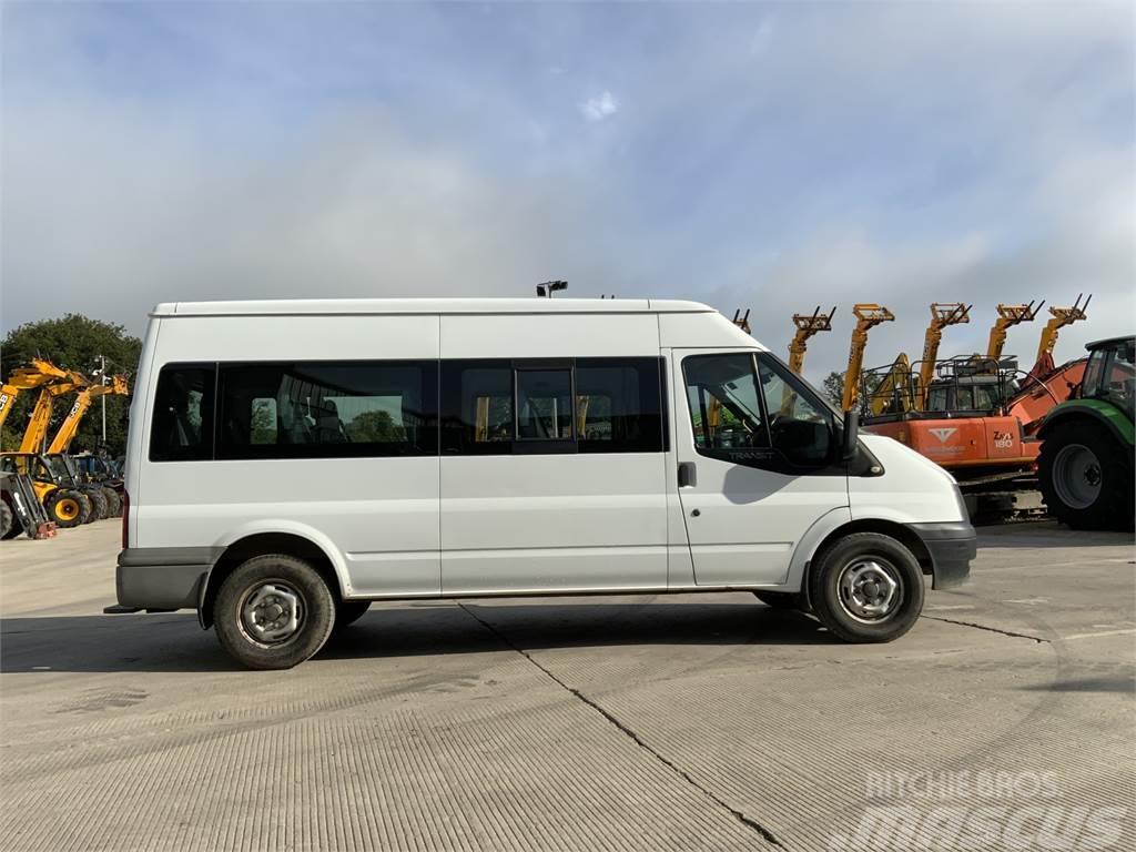 Ford Transit 14 Seater Mini Bus (ST8198)