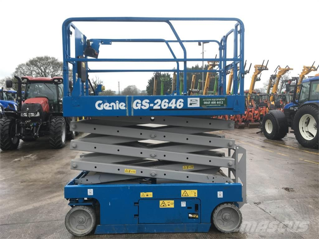 Genie GS-2646 Access Platform