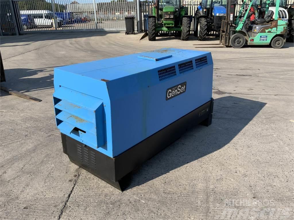 Genset MG20 SSY Cabinet Generator (ST8305)