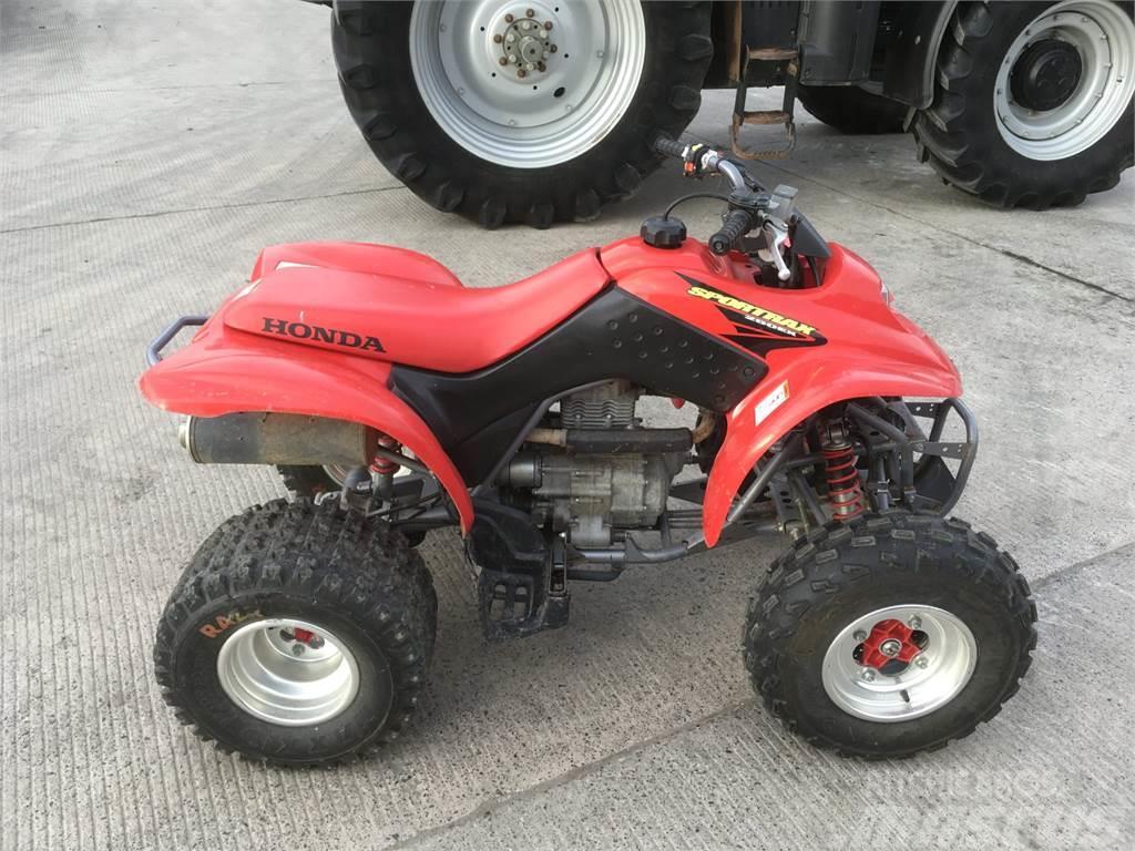 Honda 250EX Sportrax Quad Bike