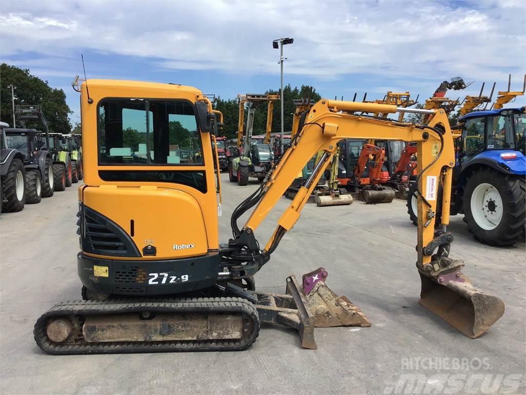 Hyundai Robex 27Z-9 Digger (ST2438)