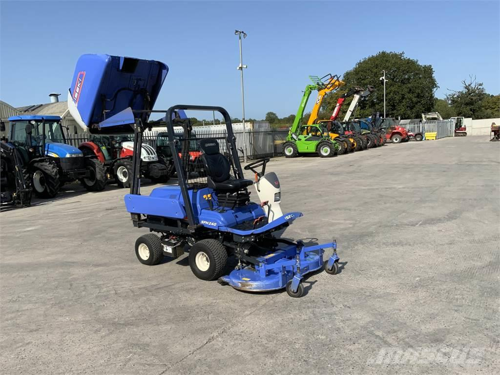 Iseki SFH 240 Out Front Hi-Tip Mower (ST8249)