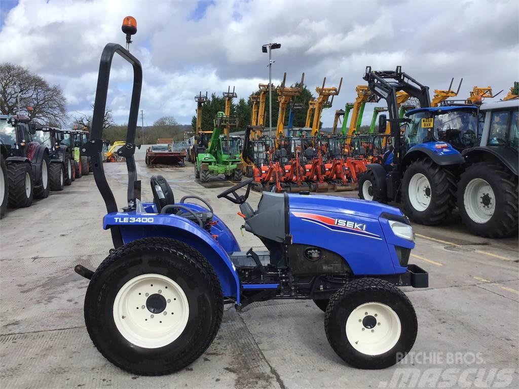 Iseki TLE 3400 Compact Tractor (ST3938)