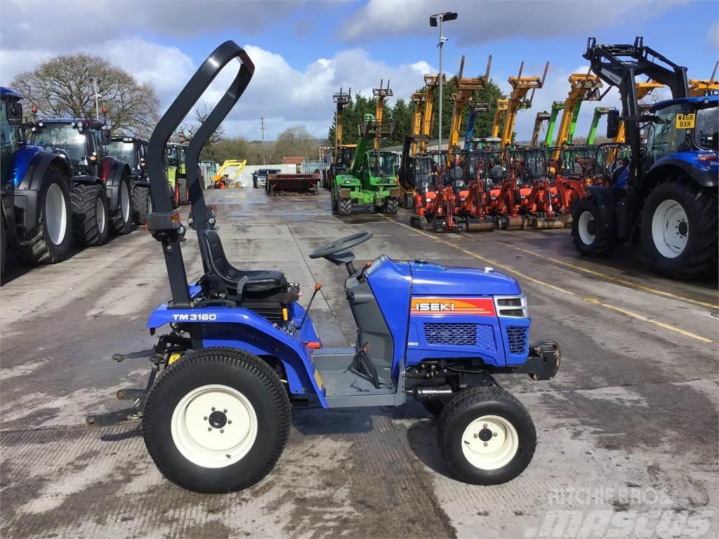 Iseki TM160 Compact Tractor (ST4048)