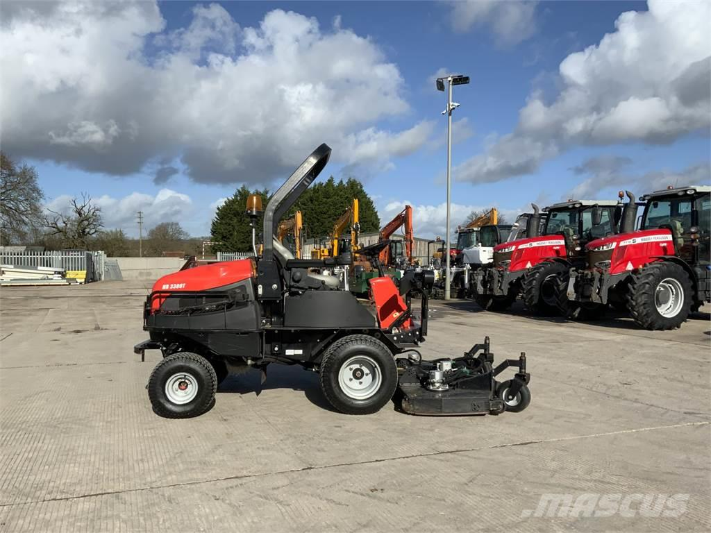 Jacobsen HR3300T Out Front Mower
