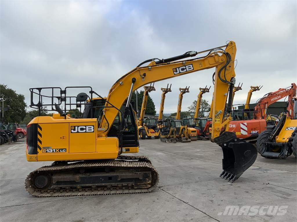 JCB 131X-LC Command Plus Stage-V Digger (ST8391)