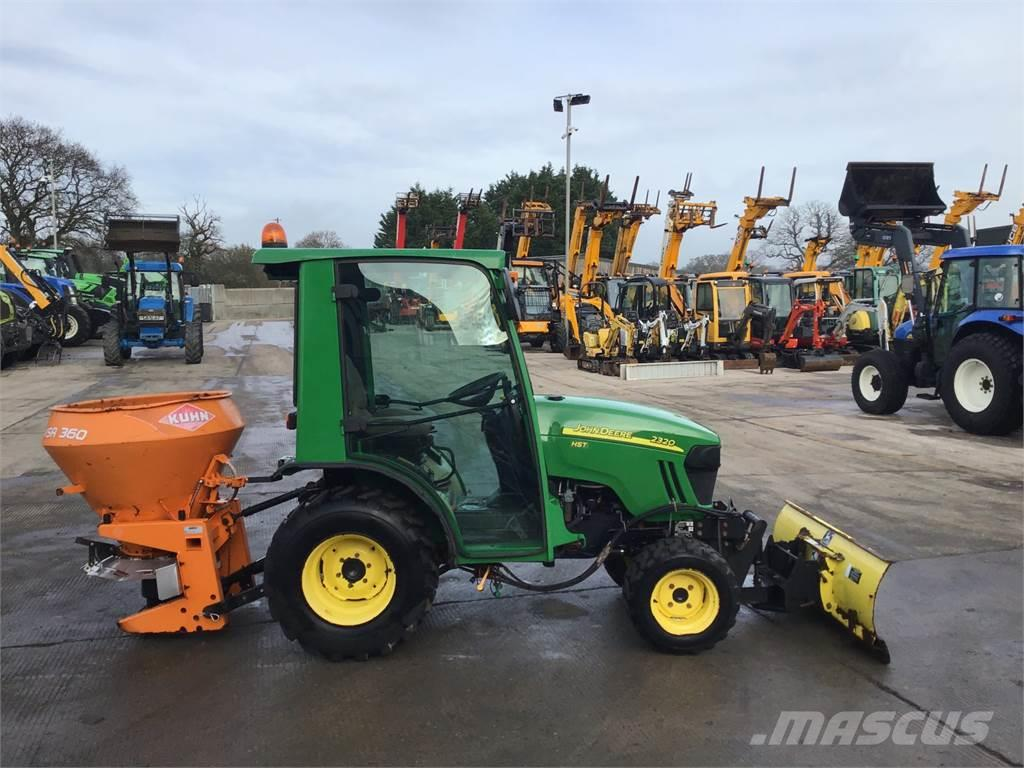 John Deere 2320HST Compact Tractor (ST6076)