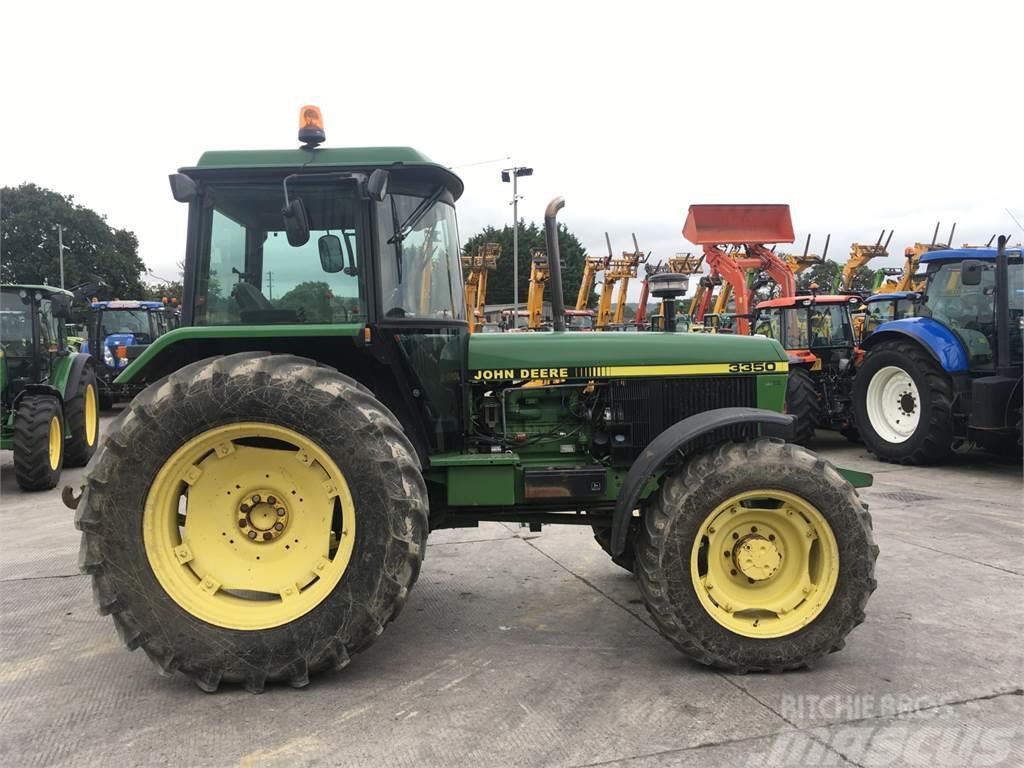 John Deere 3350 Tractor (ST5408)