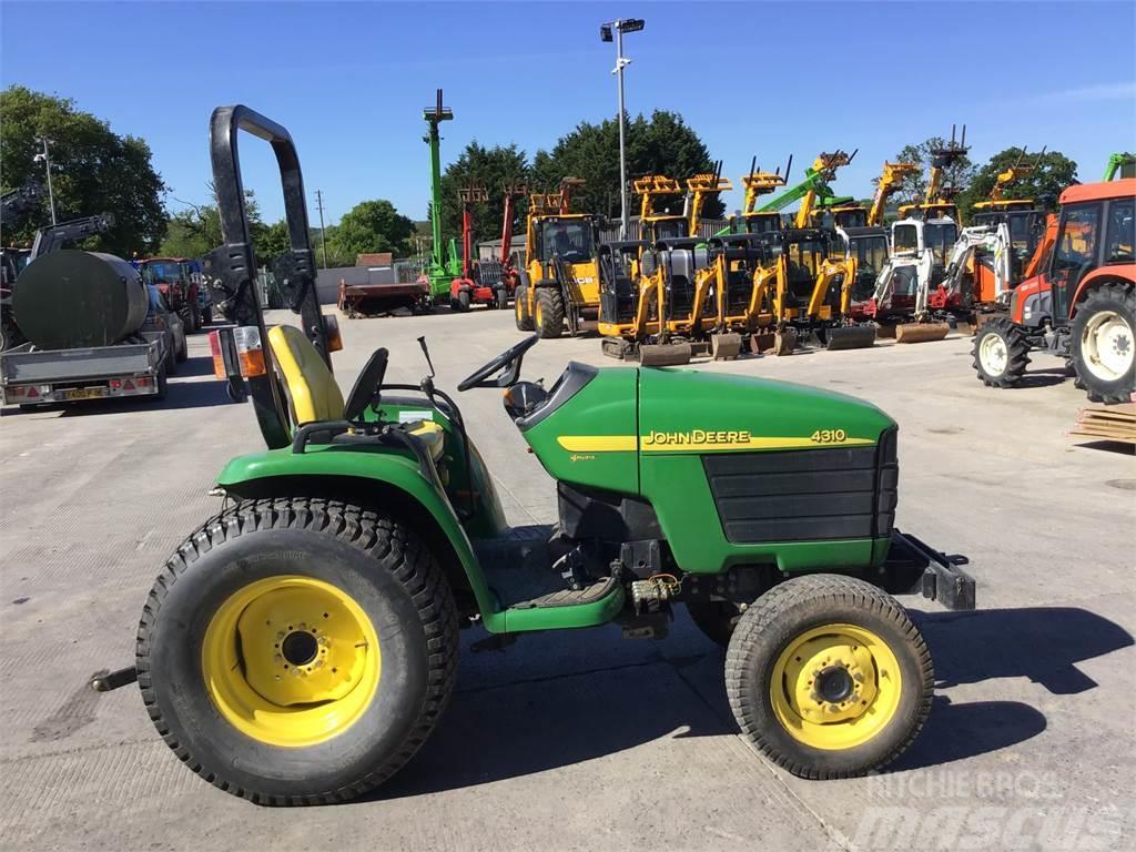 John Deere 4310 Tractor (ST7007)