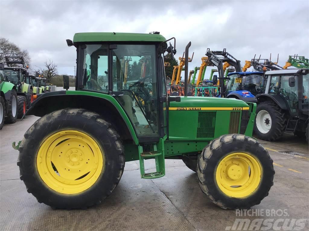John Deere 6110 SE Tractor (ST4290)