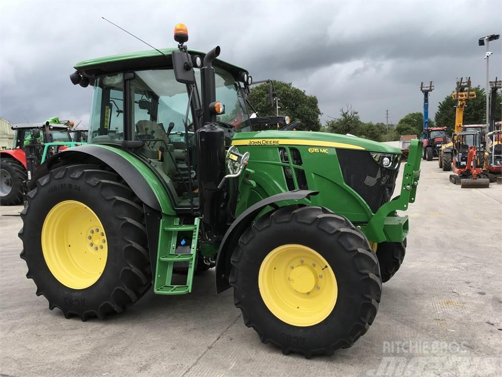 John Deere 6115MC Tractor (ST4730)