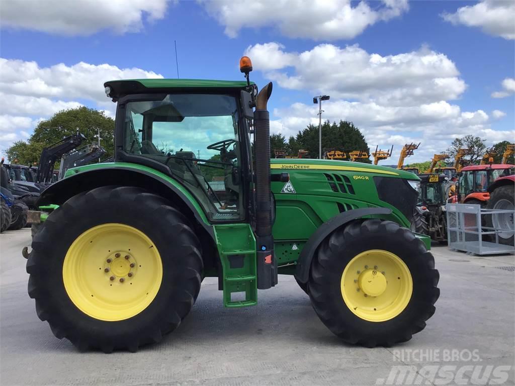 John Deere 6140R Tractor (ST6140)
