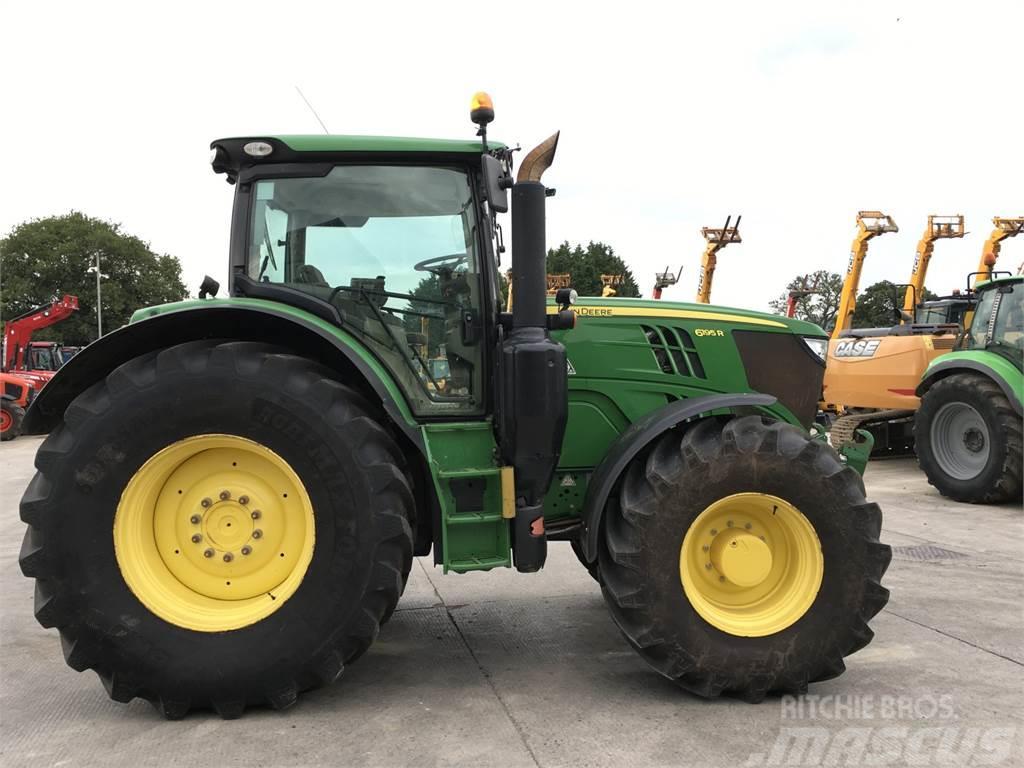 John Deere 6195R Tractor (ST8011)