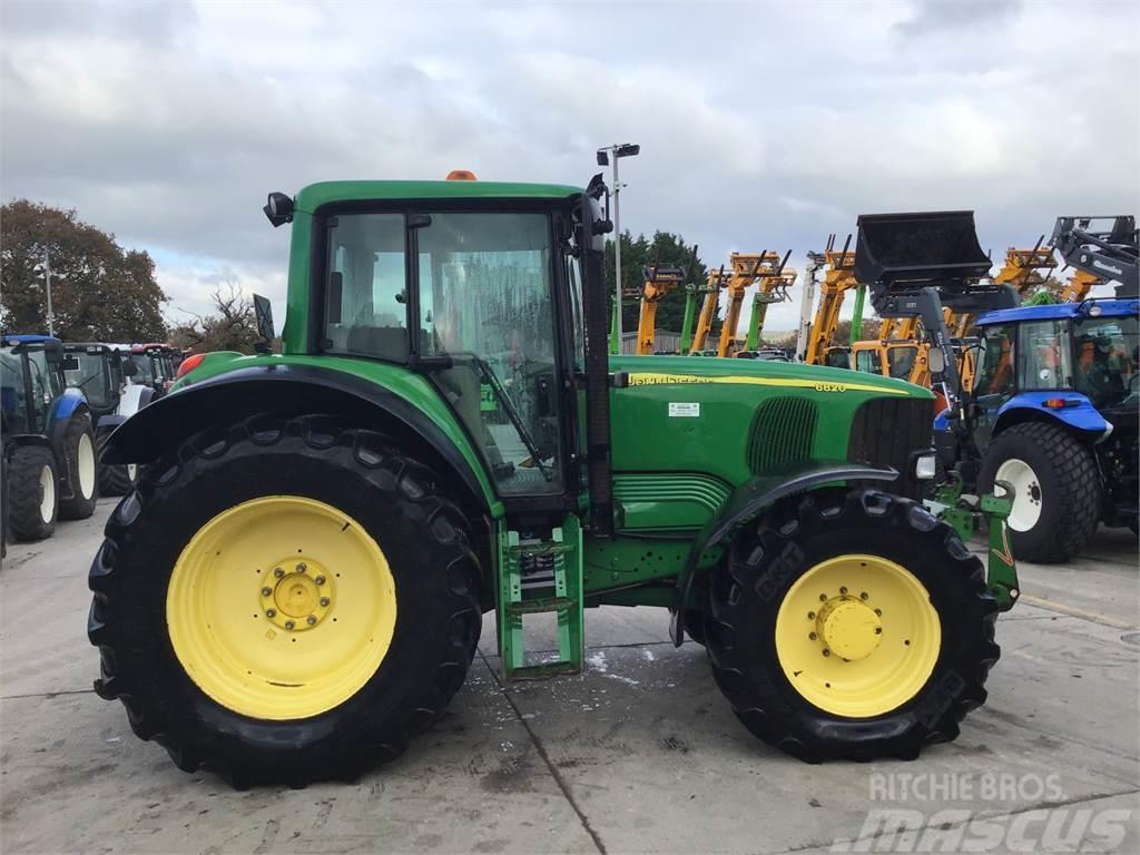John Deere 6820 Tractor (ST5232)