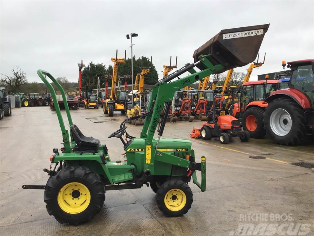 John Deere 755 Compact Tractor (ST6492)